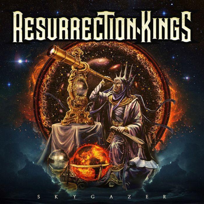 RESURRECTION KINGS Skygazer (2021) Heavy-Metal U.S.A  23202610