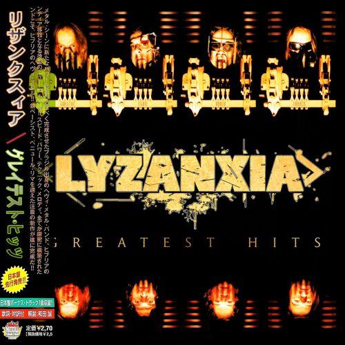 LYZANXIA Greatest Hits (Compilation) (Japanese Edition) 2018 23586110