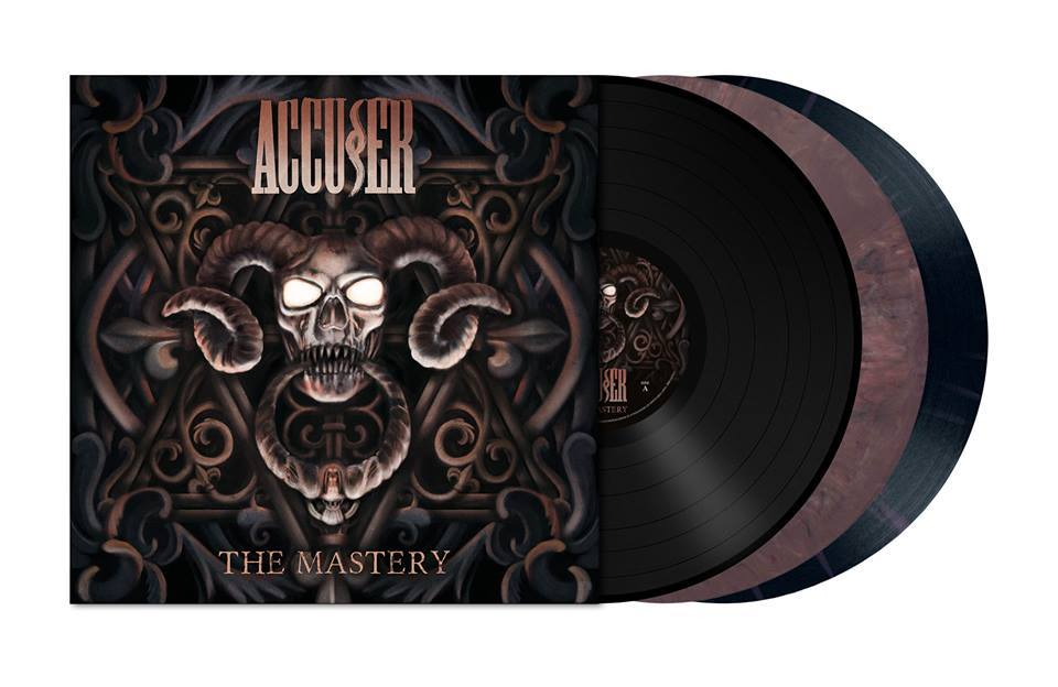ACCUSER The Mastery (2018) Thrash ALLEMAGNE 23795410