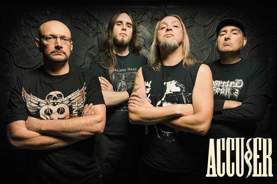 ACCUSER The Mastery (2018) Thrash ALLEMAGNE 23795510