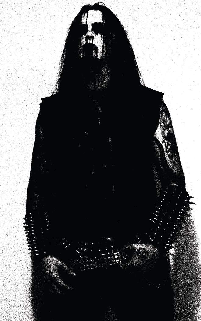 PESTILENTIEL SHADOWS Revenant (2021) Black Metal Australie 24049410