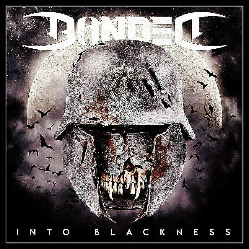 BONDED Into Blackness (2021) Thrash Allemagne 24171110