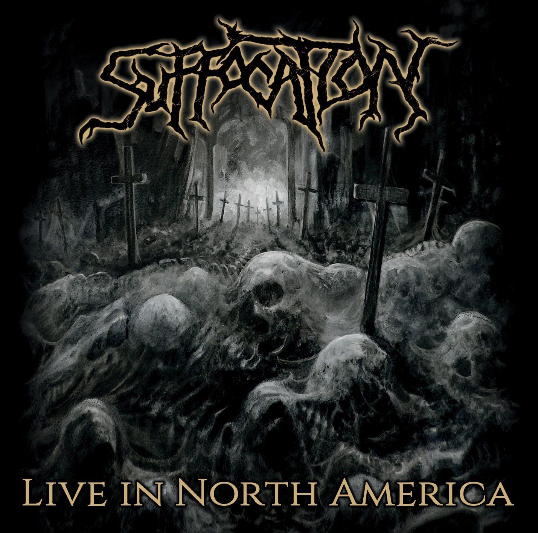 SUFFOCATION Live In North America (2021) Brutal Death Metal  U.S.A 24175610