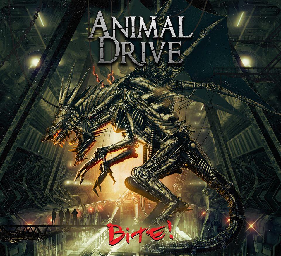 ANIMAL DRIVE Bite ! (2018) Hard/Heavy Croatie 24176910