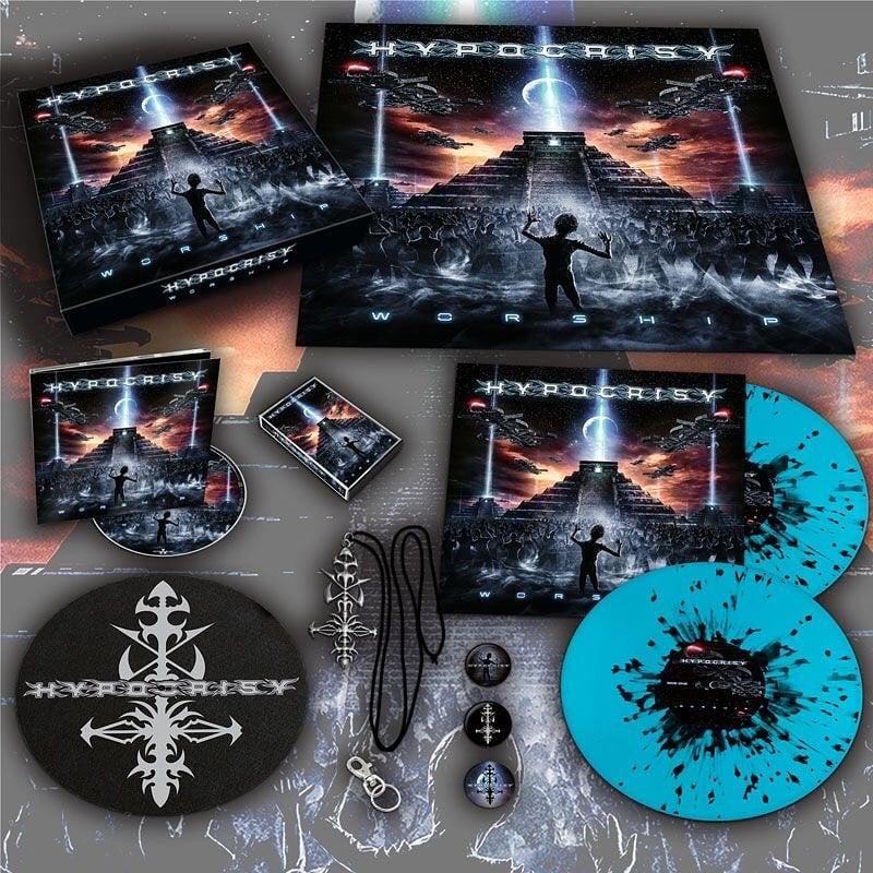 HYPOCRISY Worship (2021) Death Metal Melodic Suède 24203910