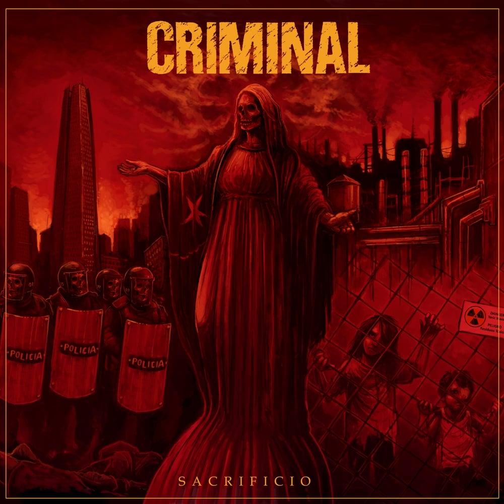 CRIMINAL Sacrificio (2021) Thrash CHILI 24215810
