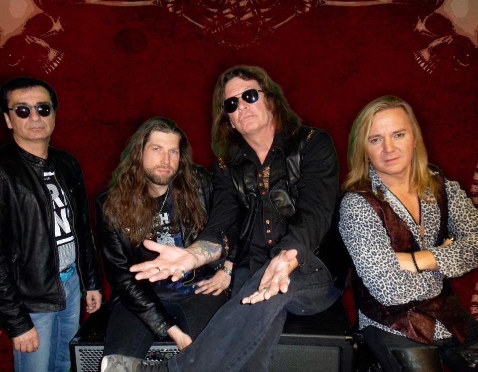SINNERS SAINTED Back With A Vengeance (2018) Hard Rock USA 24232610