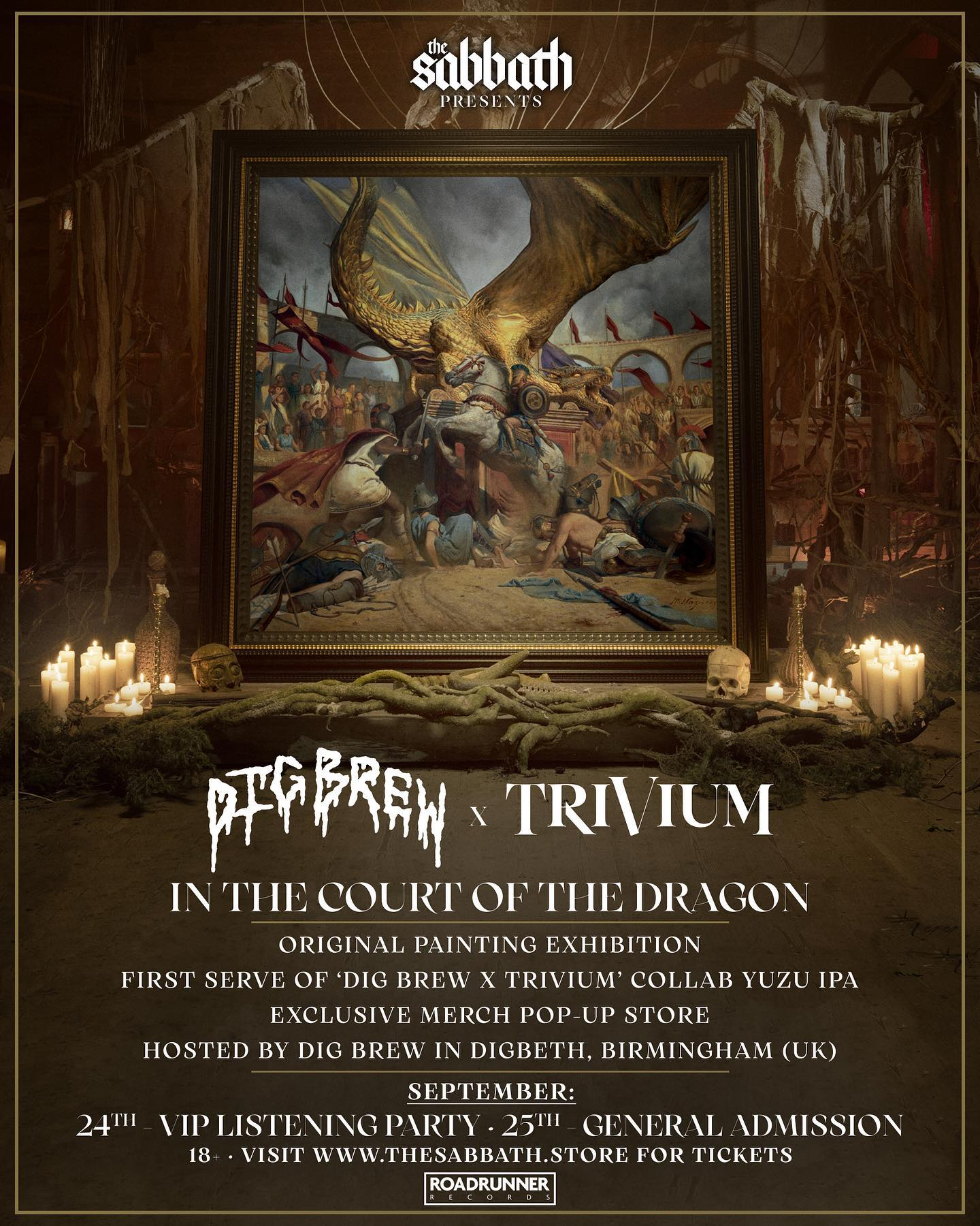 TRIVIUM In The Court Of The Dragon (2021) Heavy Thrash metal U.S.A 24256410