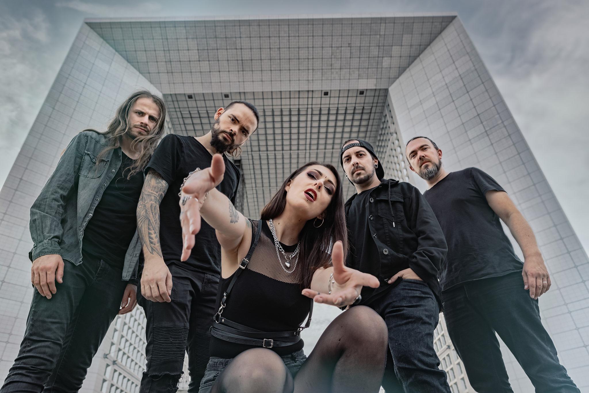 DUST IN MIND CTRL (2021) Metal Moderne Strasbourg 24282111