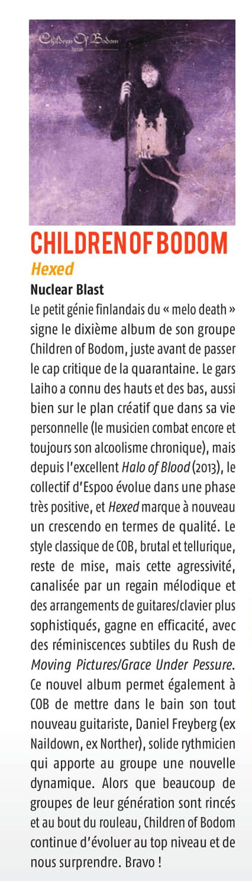 Les NEWS du METAL en VRAC ... - Page 33 249