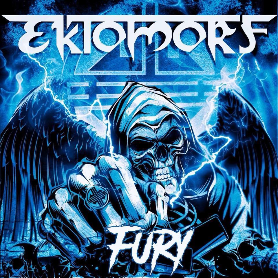 EKTOMORF Fury (2018) Thrash HONGRIE 24909910