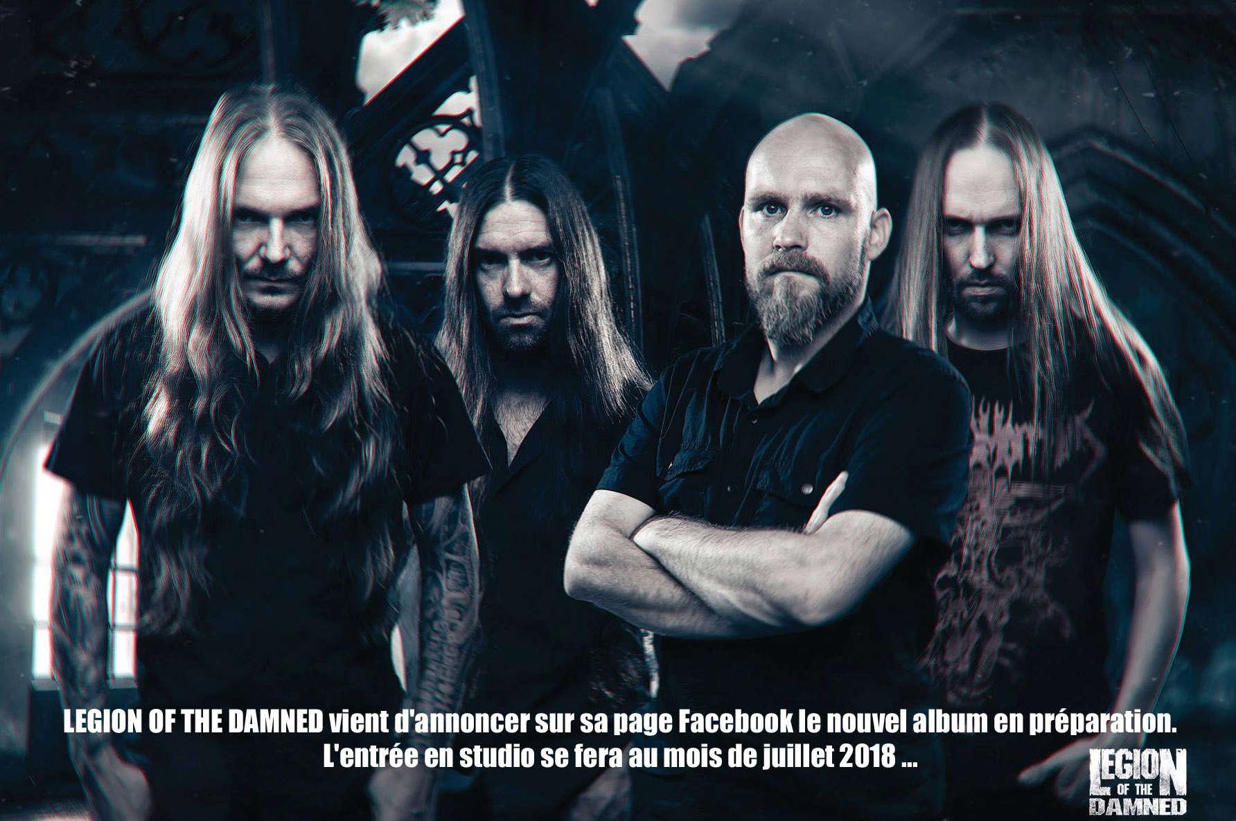 LEGION OF THE DAMNED annonce le nouvel album ... 25398110