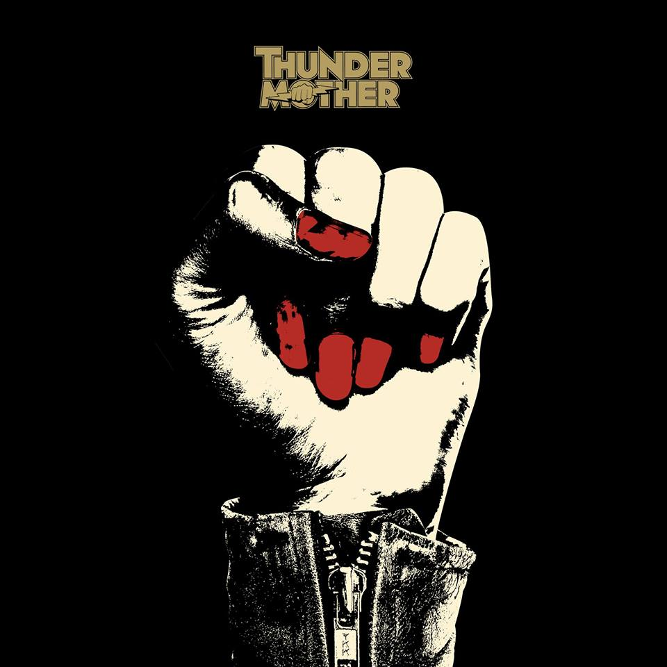 THUNDERMOTHER Whatever (2018) Nouveau clip Hard Rock Suède 25398710