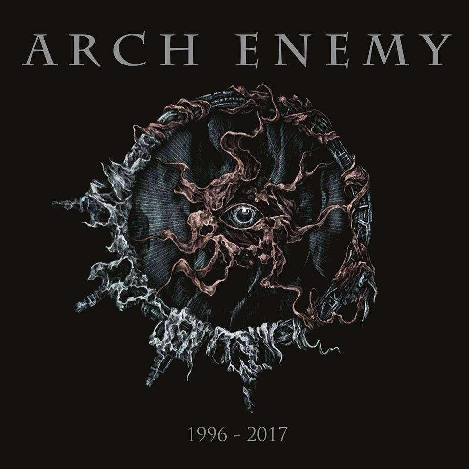 "ARCH ENEMY Boxset ""1996 - 2017"" Edition 12 LP's Picture ... 25443110"