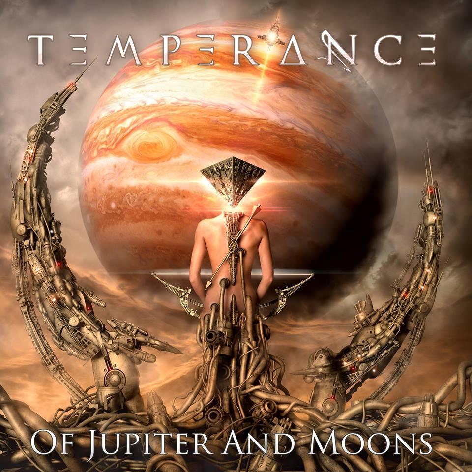 TEMPERANCE Of Jupiter And Moons (2018) Métal Symphonique ITALIE 26167810
