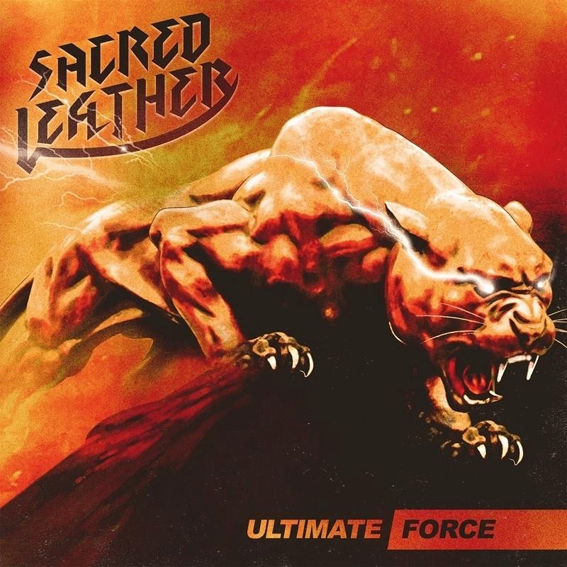 SACRED LEATHER  Power Thrust (2018) Nouveau clip Heavy Metal  26169610