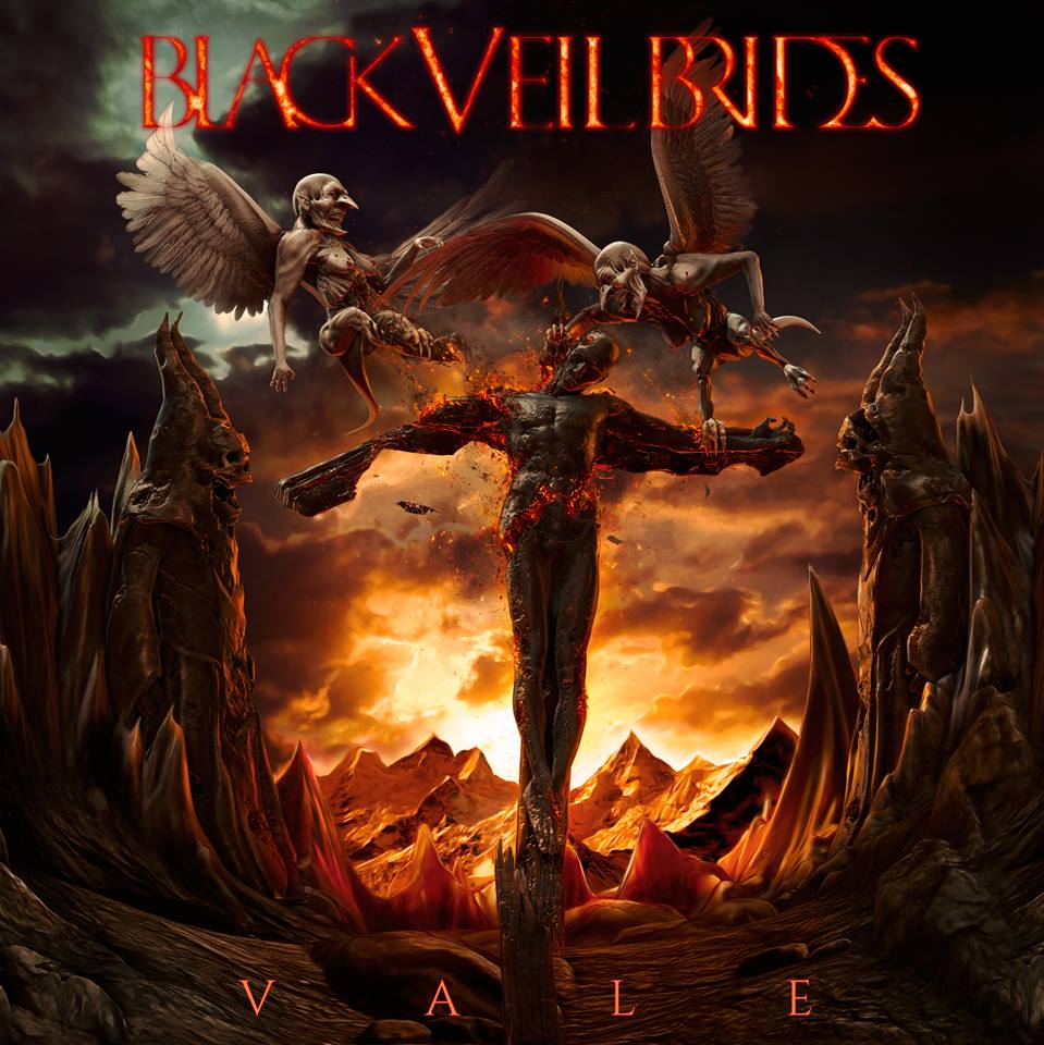 BLACK VEIL BRIDES Vale (2018) Hard-Rock USA 26195710