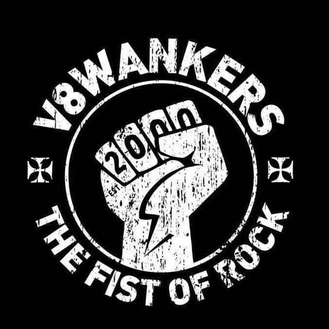 V8 WANKERS Full Pull Baby (2018) Hard Rock à la Rose Tattoo ALLEMAGNE ! 26219310
