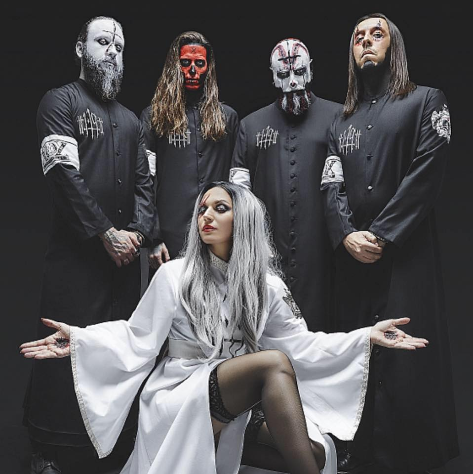 LACUNA COIL Live @ Graspop Metal Meeting 2018 (concert complet) 26220110