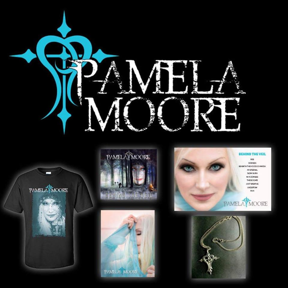PAMELA MOORE Behind the Veil (2018) Heavy USA 26229311