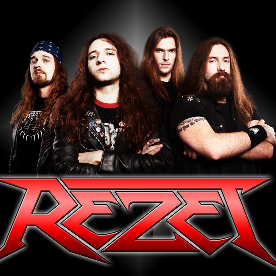 REZET Deal with It! (2019) Thrash Allemagne 26230710