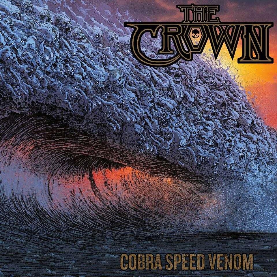 THE CROWN Cobra Speed Venom (2018) Death Metal Suède 26231310