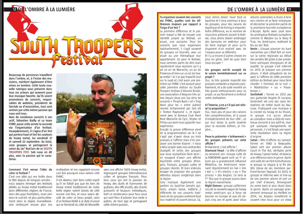 South Troopers Festival 2018 à Marseille 26758510