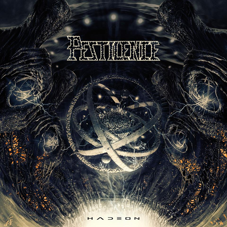 PESTILENCE Hadeon (2018) Progressive Death Metal HOLLANDE 26907910
