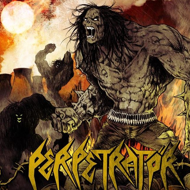 PERPETRATÖR Altered Beast (2018) Thrash Portugal 26991810