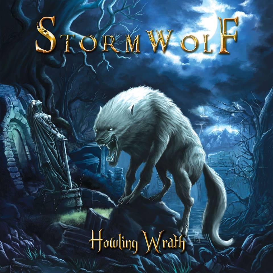 STORMWOLF Howling Wrath (2018) Heavy Metal ITALIE 27067110