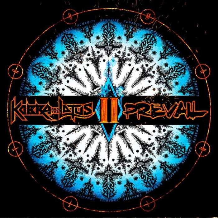KOBRA AND THE LOTUS Prevail II (2018) Heavy Metal  27072710