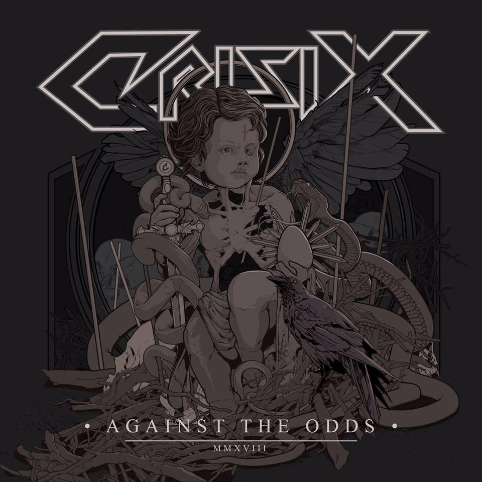 CRISIX Against The Odds (2018) Thrash ESPAGNE 27336510
