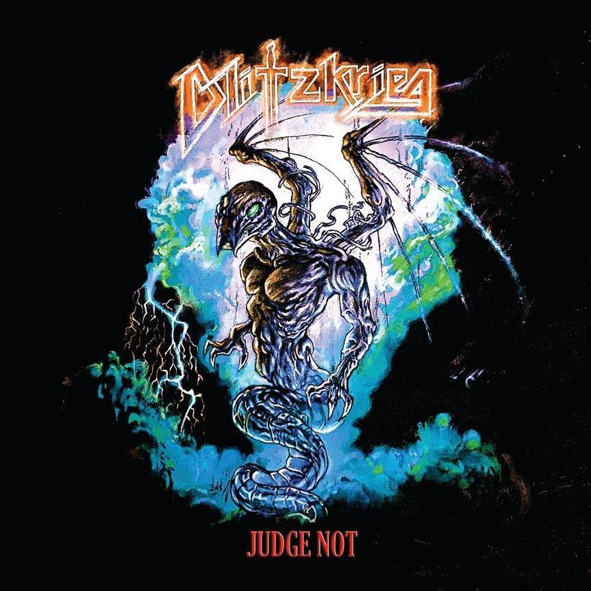 BLITZKRIEG Judge Not! (2018) Heavy Metal Angleterre 27337311