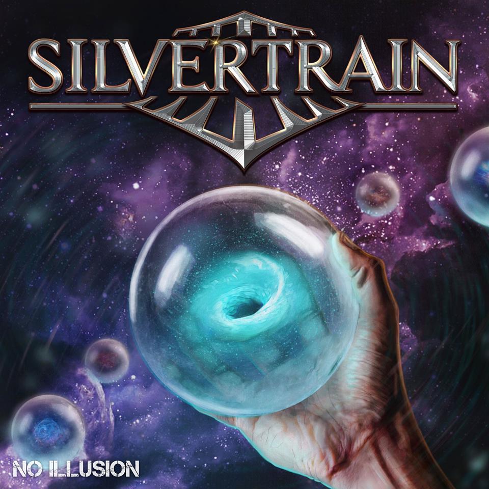 SILVERTRAIN No Illusion (2018) Heavy Metal Originaire de Strasbourg 27545511