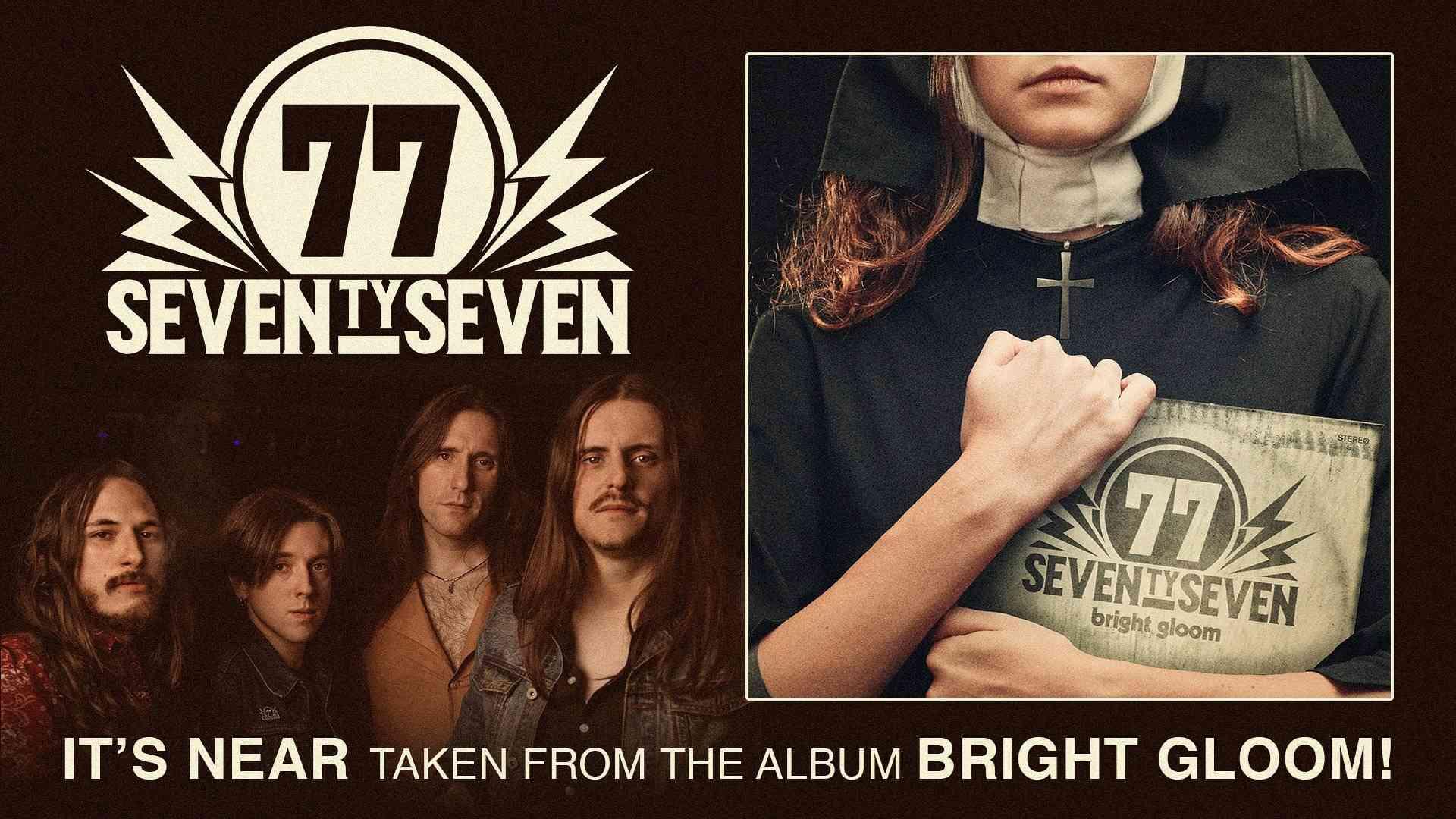 '77 Bright Gloom (2018) Hard Rock ESPAGNE 28471810