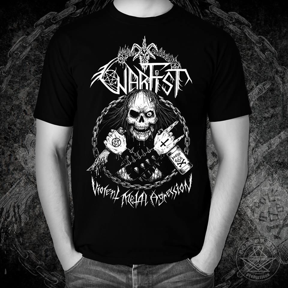 WARFIST Grünberger (2019) Black, Thrash Metal Pologne 28472310