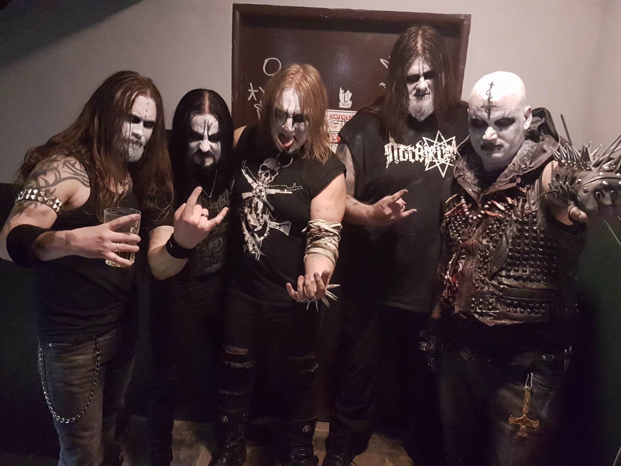 NORDJEVEL Necrogenesis (2019) Black Metal Norvège 29133210