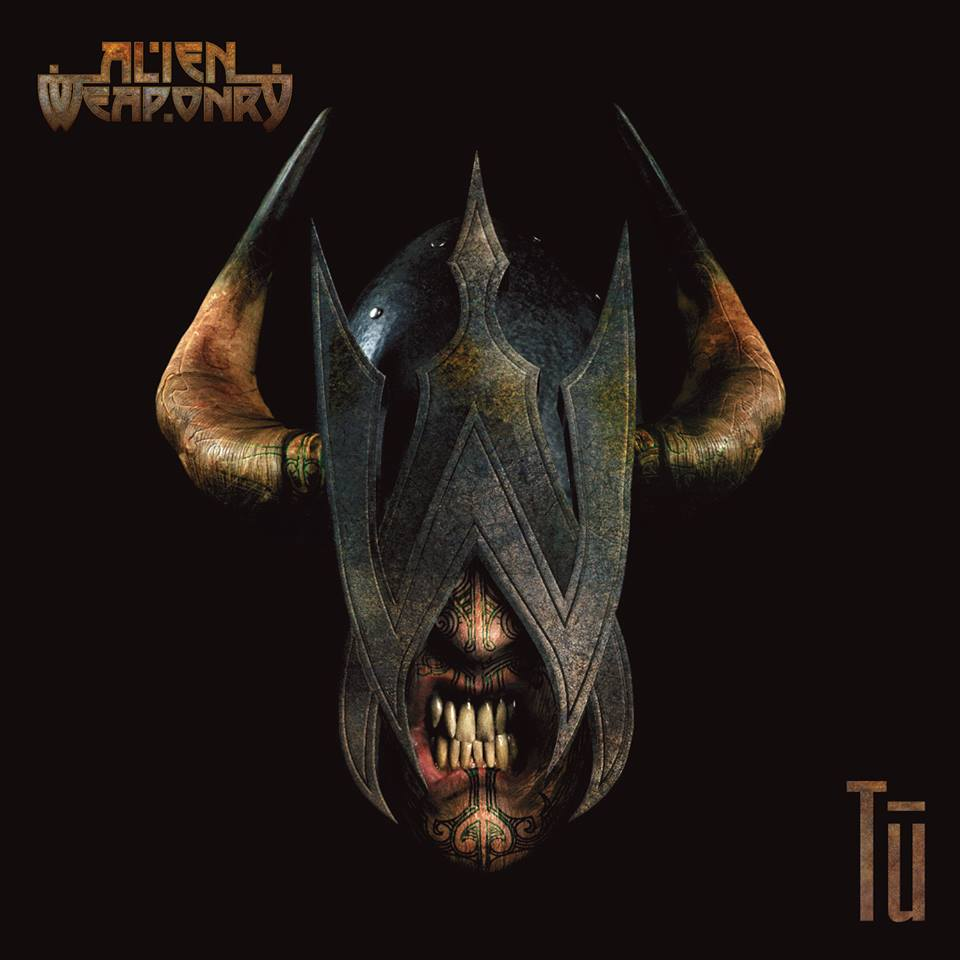 ALIEN WEAPONERY Tū (2018) Thash Metal Nouvelle Zélande 29313210