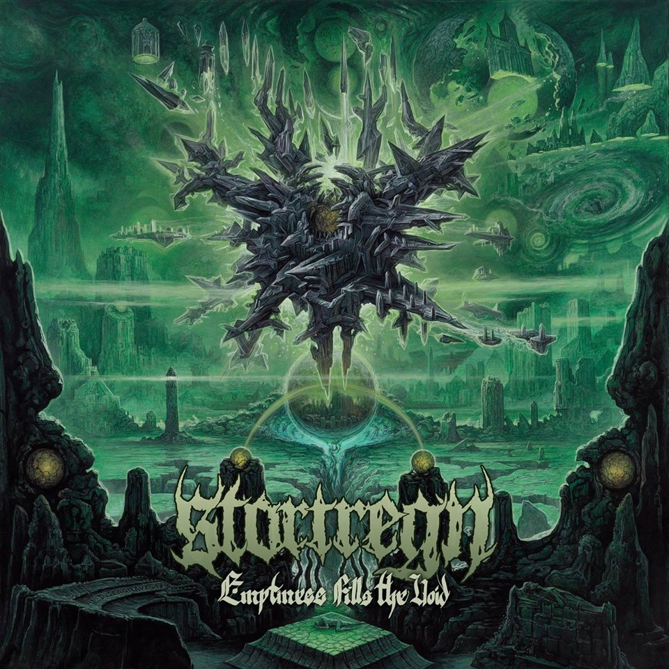 STORTREGN Emptiness Fills the Void (2018) Black/Death Mélodique  29498010