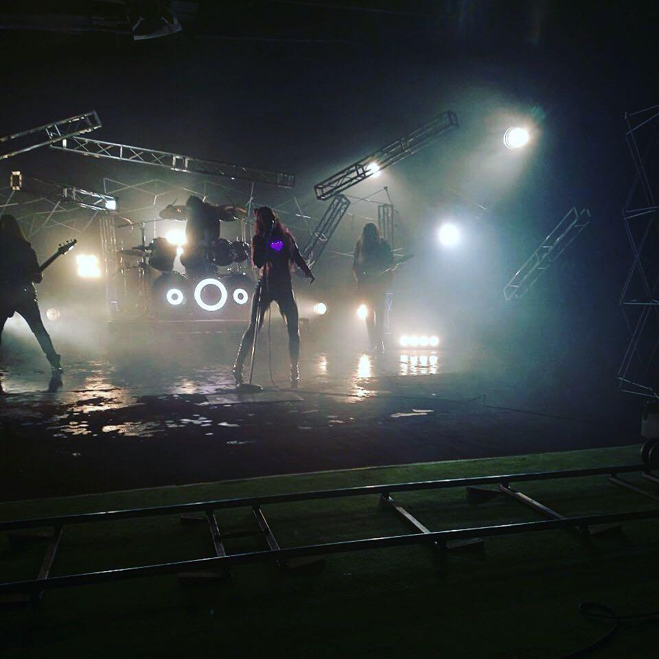 KOBRA AND THE LOTUS Prevail II (2018) Heavy Metal  29573310