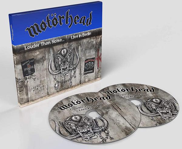 MOTÖRHEAD Louder Than Noise… Live In Berlin (2021)  2cd_6010