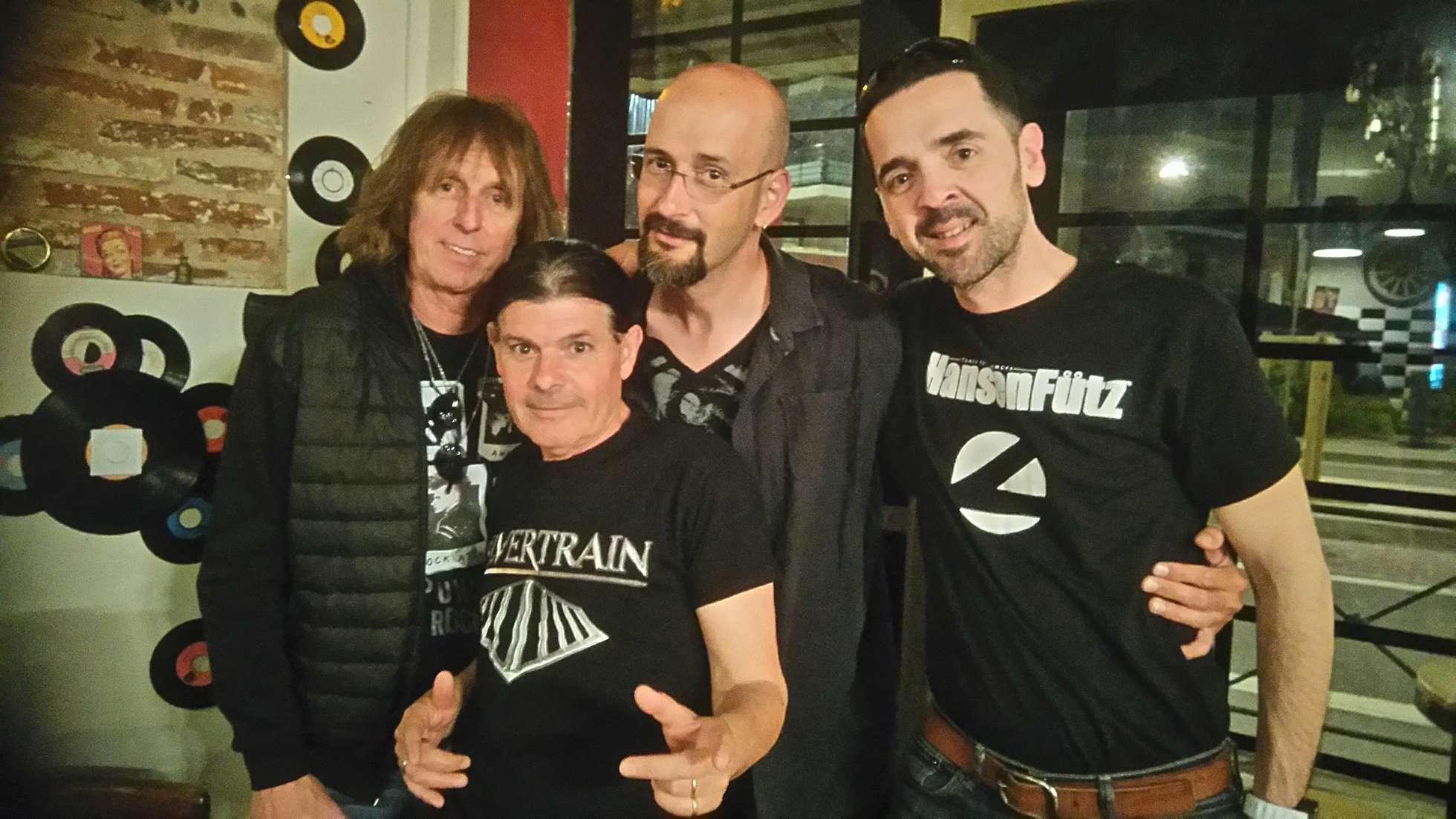 SILVERTRAIN No Illusion (2018) Heavy Metal Originaire de Strasbourg 30171210