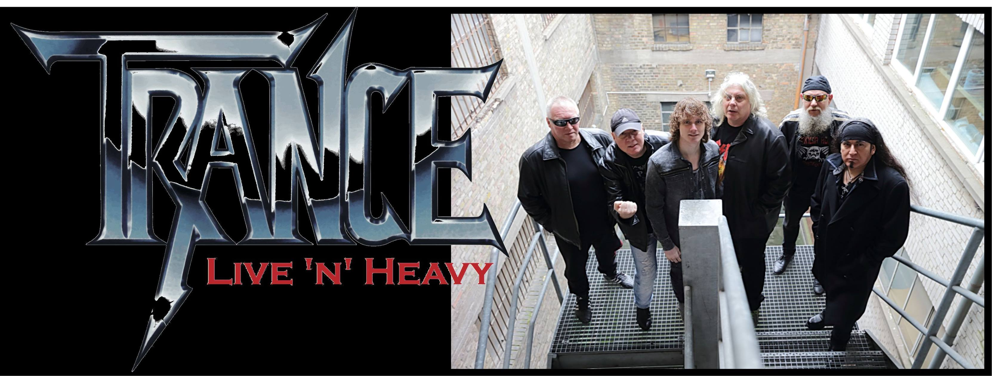 TRANCE Metal Forces (2021) Heavy Metal Allemagne 30581910