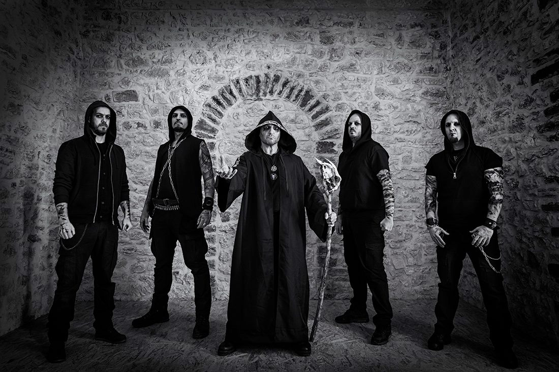 VARATHRON Patriarchs Of Evil (2018) Black Metal Nouveau clip vidéo ... 30688210