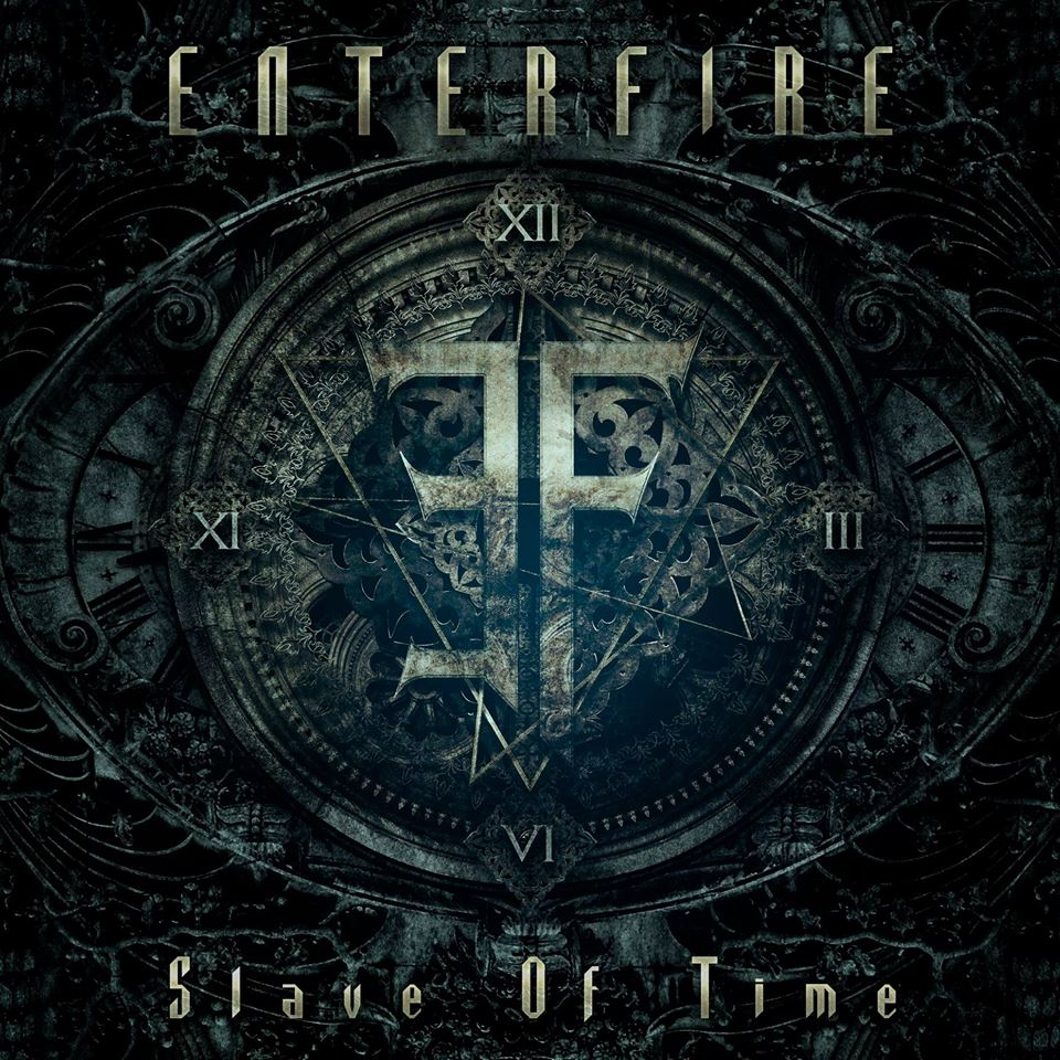 ENTERFIRE Slave Of Time (2018) Thrash ANGLETERRE 30688510