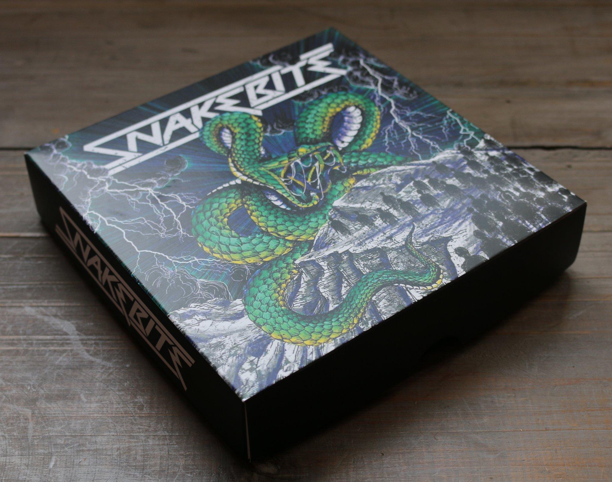 SNAKEBITE Rise Of The Snake (2018) Hard-Rock ALLEMAGNE 30741311