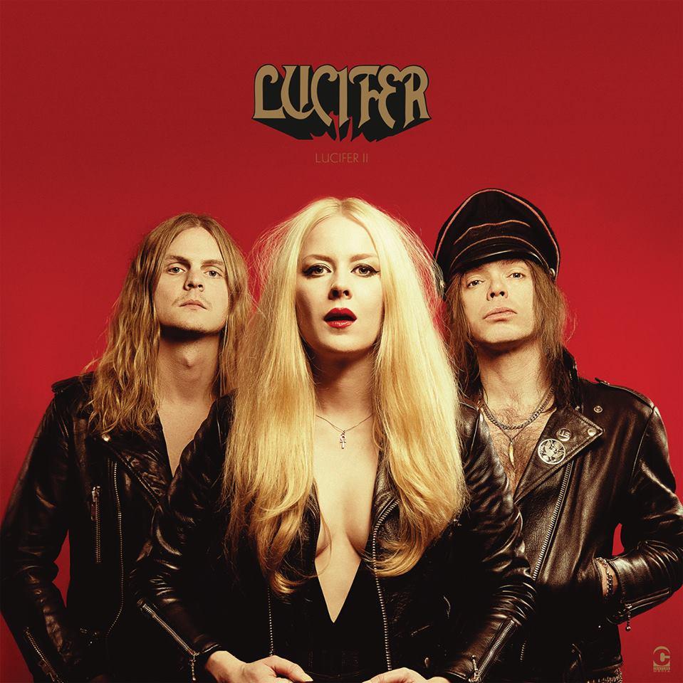LUCIFER Lucifer II (2018) Heavy Rock ALLEMAGNE  (Pour JO) 30744010