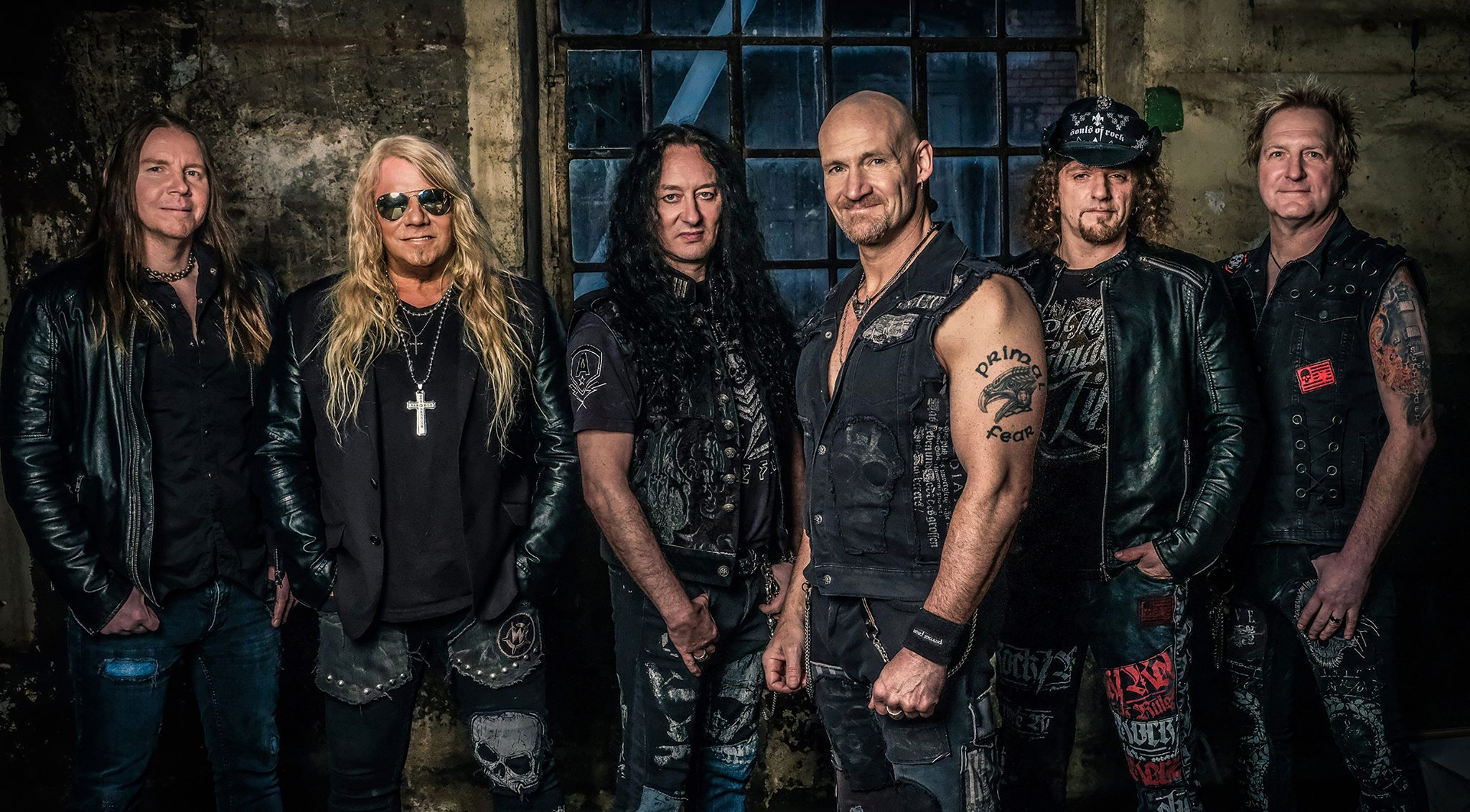 PRIMAL FEAR Apocalypses (2018) Heavy/Power ALLEMAGNE 31167010
