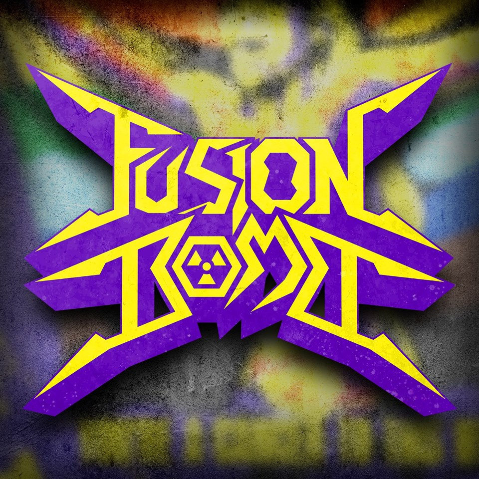FUSION BOMB You're A Cancer To This World (2018) THRASH Luxembourg 31275710