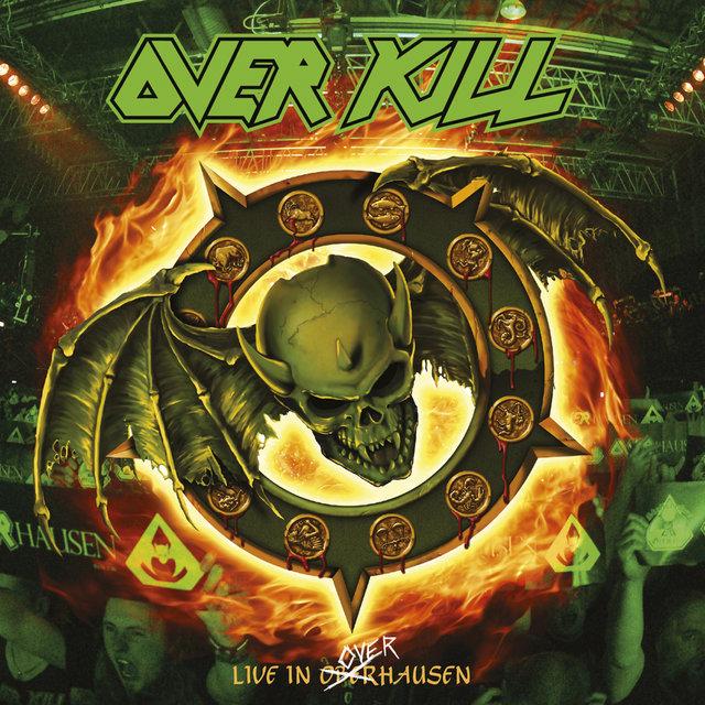 OVERKILL Live In Overhausen (2018) Thrash USA 31521110